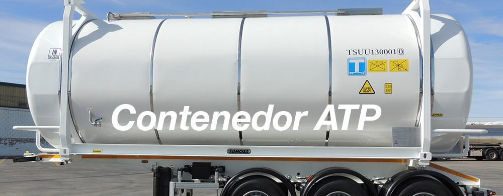 Contenedor atp